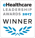 eHealthcare Leadership award 2017 Winner