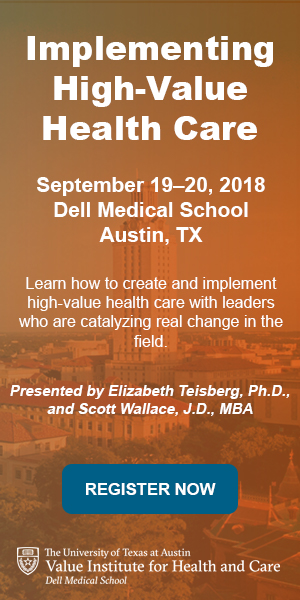 Dell Medical School-High Value Health care Sep Building