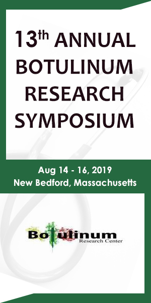 13th Annual Botulinum Research Symposium
