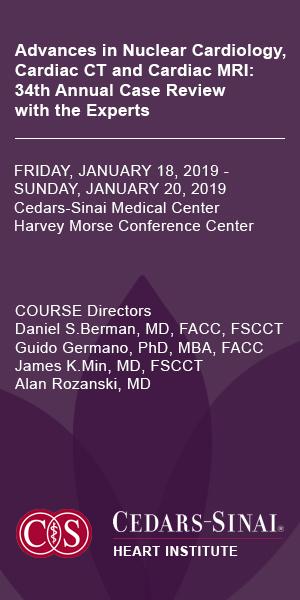 Cedars Sinai Nuclear Cardiology