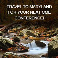 Travel to Maryland for Your Next CME Conference?