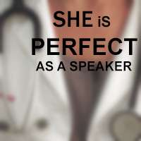 Can We Get More Women Speakers at Medical Conferences?