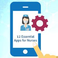 12 Essential Apps for Nurses