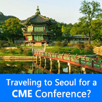 Traveling to Seoul for a CME Conference?