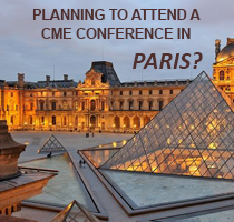 Planning to attend a CME conference in Paris?