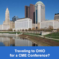 Traveling to Ohio for a CME Conference?