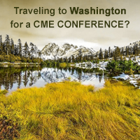 Traveling to Washington for a CME Conference?