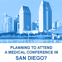 Planning to Attend a Medical Conference in San Diego?