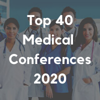 Top 40 Medical Conferences of 2020