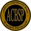 American Chiropractic Board of Sports Physicians™ (ACBSP™) 2021 Chiropr