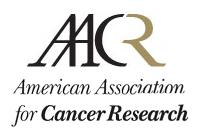 American Association for Cancer Research (AACR) Annual Meeting 2014