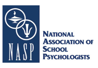 National Association of School Psychologists(NASP) 2018 Annual Convention