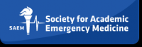 Society for Academic Emergency Medicine (SAEM) Annual Meeting 2016