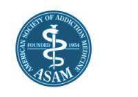 The American Society of Addiction Medicine (ASAM) 47th Annual Conference - Innovations in Addiction Medicine and Science