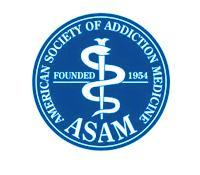 American Society of Addiction Medicine(ASAM) Board Review Course in Addiction Medicine