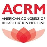 American Congress of Rehabilitation Medicine (ACRM) 97th Annual Conference