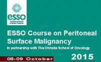 European Society of Surgical Oncology (ESSO) Course on Peritoneal Surface Malignancy 2015