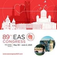 EAS Congress 2021 Helsinki, 89th Congress of the European Atherosclerosis S