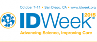 Infectious Diseases Society of America (IDSA): IDWeek 2015