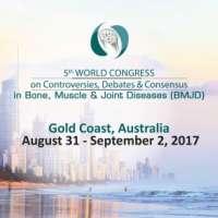 5th World Congress on Controversies, Debates & Consensus in Bone, Muscle &