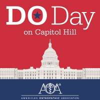 American Osteopathic Association (AOA) DO Day on Capitol Hill 2017