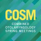Combined Otolaryngology Spring Meetings (COSM)  2016
