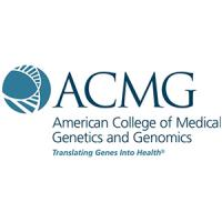 American College of Medical Genetics and Genomics (ACMG) Annual Clinical Genetics Meeting 2016