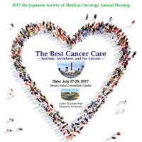 15th Annual Meeting of Japanese Society of Medical Oncology (JSMO)