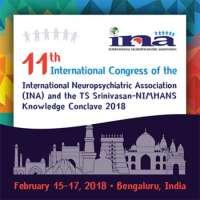 11th International Congress of the International Neuropsychiatric Association (INA)