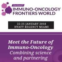 Immuno-Oncology Frontiers World 2018