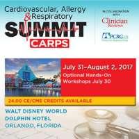 Cardiovascular, Allergy, and Respiratory Summit (CARPS) Advanced Education