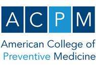 2018 Preventive Medicine Annual Meeting of ACPM