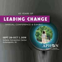 Association of Pediatric Hematology/Oncology Nurses (APHON) 40th Annual Conference and Exhibit
