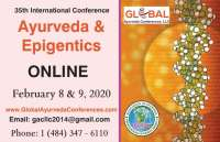 35th International Conference on Ayurveda & Epigenetics