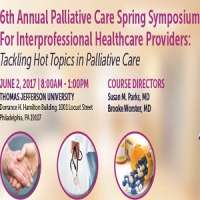 6th Annual Palliative Care Spring Symposium for Interprofessional Healthcar