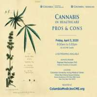 Cannabis in Healthcare: Pros and Cons - Columbia University NY
