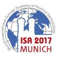 ISA 2017 - 5th Munich International Summer Academy of Practical Dermatology