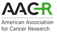 American Association for Cancer Research (AACR) Cancer Dormancy and Residual Disease Course 2018