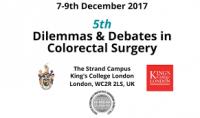 5th Dilemmas & Debates in Colorectal Surgery