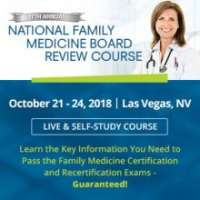 17th Annual National Family Medicine Board Review Course - Las Vegas, NV (O