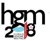 Human Genome Meeting (HGM) 2018