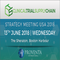 Clinical Trial Supply Chain Strategy Meeting USA East Coast 2018