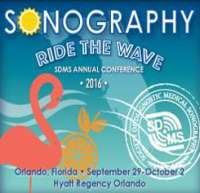 Society Of Diagnostic Medical Sonography (SDMS) Annual Conference 2016
