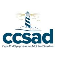 Cape Cod Symposium on Addictive Disorders (CCSAD) 2019