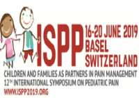 12th International Symposium on Pediatric Pain (ISPP)