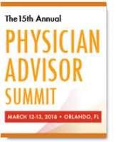 15th Annual Physician Advisor Summit