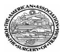 76th Annual Meeting of American Association for the Surgery of Trauma (AAST