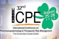 32nd International Conference on Pharmacoepidemiology and Therapeutic Risk Management