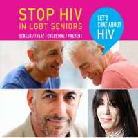 STOP (Screen, Treat, Overcome, Prevent) HIV in LGBT Seniors