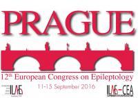 12th European Congress on Epileptology (ECE 2016)